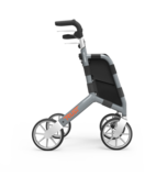Let's Shop Rollator, De stijlvolle rollator met een extra grote tas_