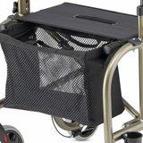 RL-Smart rollator incl. Rugsteun, Stokhouder en Tas_